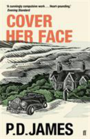 Cover Her Face  by P. D. James - 9780571350773
