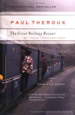 The Great Railway Bazaar  by Paul Theroux - 9780618658947
