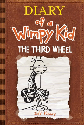 The Third Wheel  by Jeff Kinney - 9780670076949