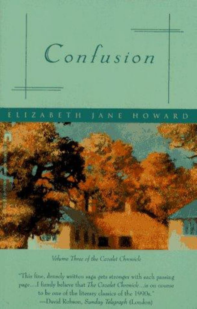 Confusion  by Elizabeth Jane Howard - 9780671527969