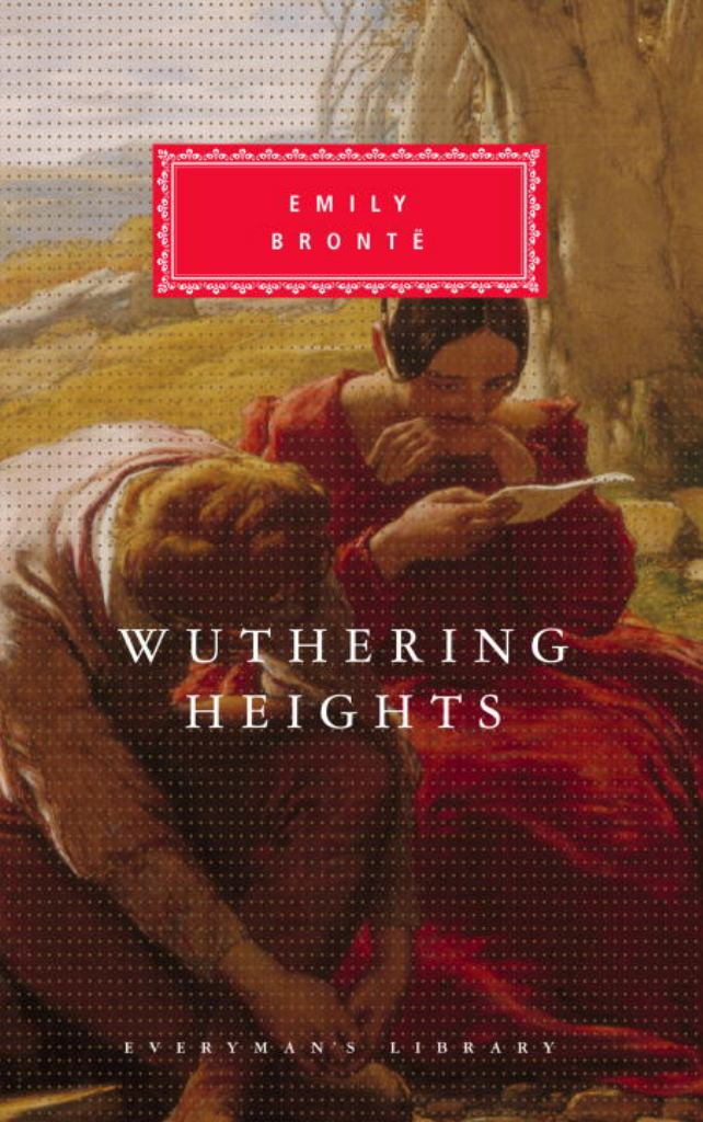 Wuthering Heights  by Emily Brontë - 9780679405436