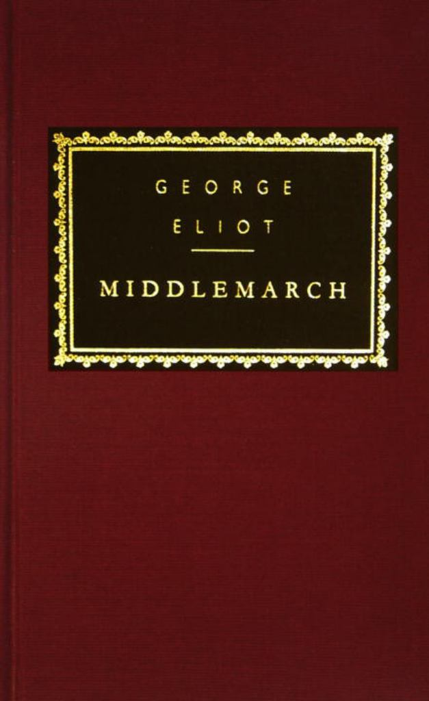 Middlemarch  by George Eliot - 9780679405672