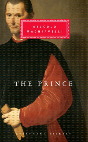 The Prince  by Niccolo Machiavelli - 9780679410447