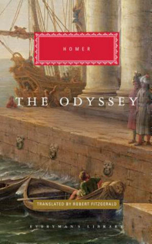 The Odyssey  by Homer - 9780679410478