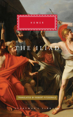 The Iliad  by Homer - 9780679410751