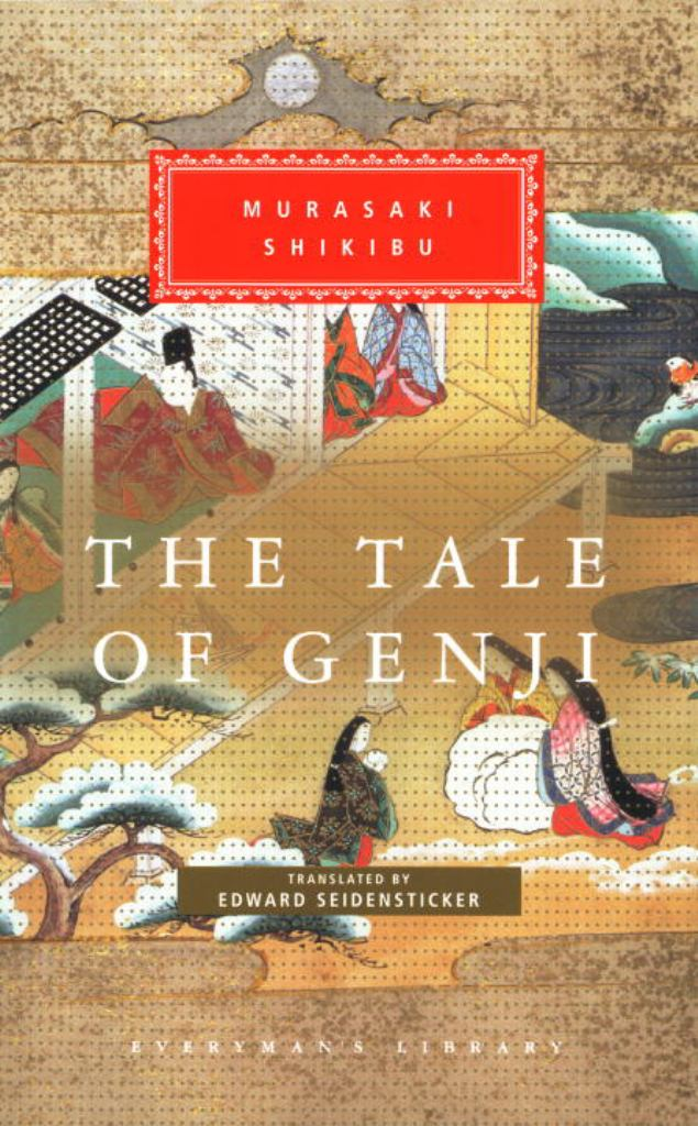The Tale of Genji  by Murasaki Shikibu (Translator) - 9780679417385