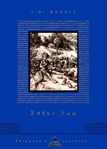 Peter Pan  by J. M. Barrie - 9780679417927