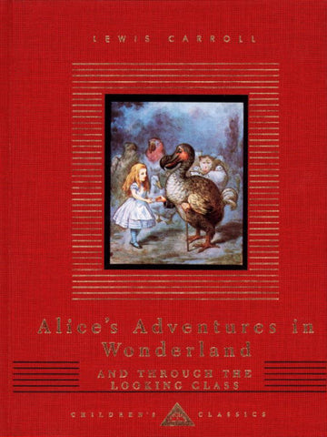 Alice's Adventures in Wonderland, and Through the Looking Glass  by Lewis Carroll - 9780679417958