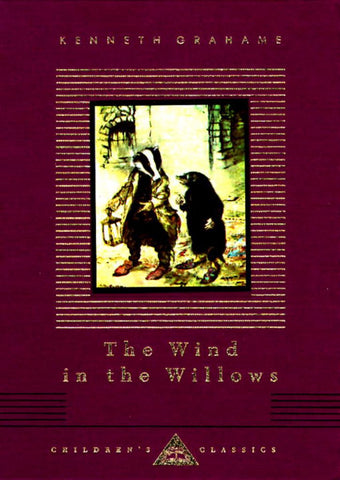 The Wind in the Willows  by Kenneth Grahame - 9780679418023