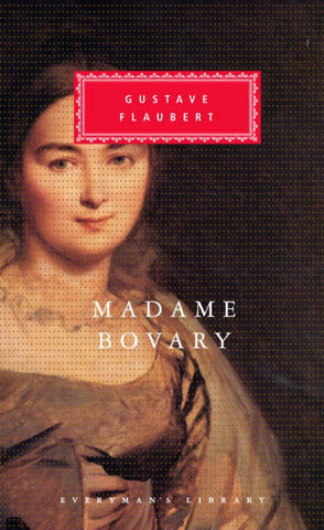 Madame Bovary  by Gustave Flaubert - 9780679420316