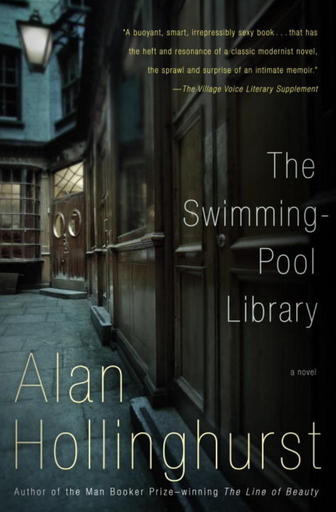 The Swimming Pool Library  by Alan Hollinghurst - 9780679722564
