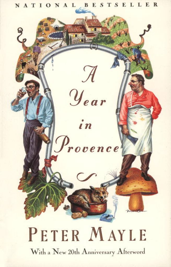 A Year in Provence  by Peter Mayle - 9780679731146
