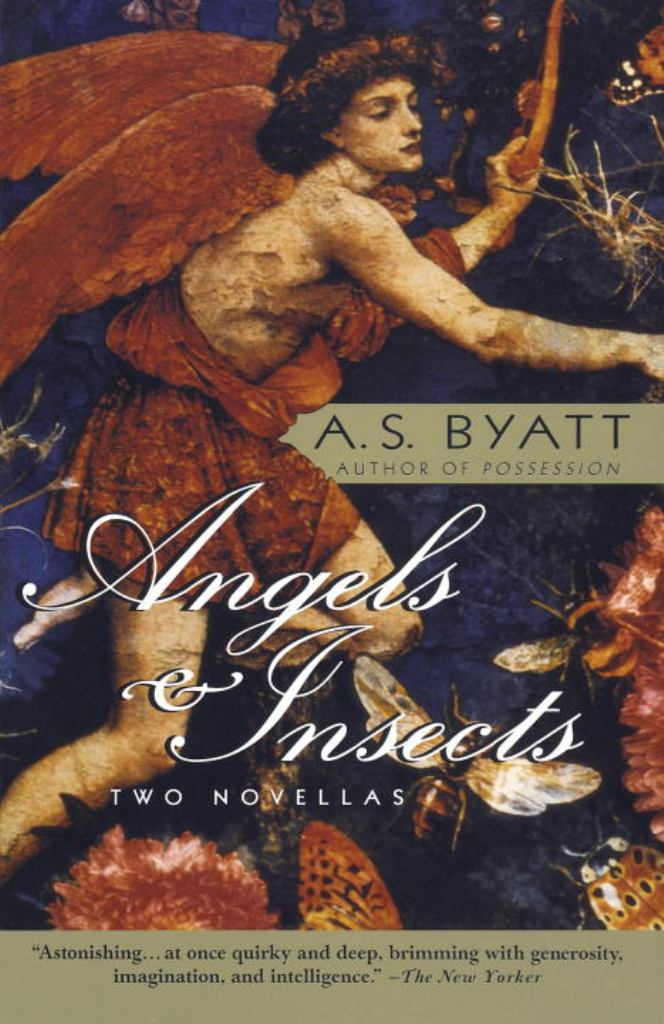 Angels and Insects  by A. S. Byatt - 9780679751342