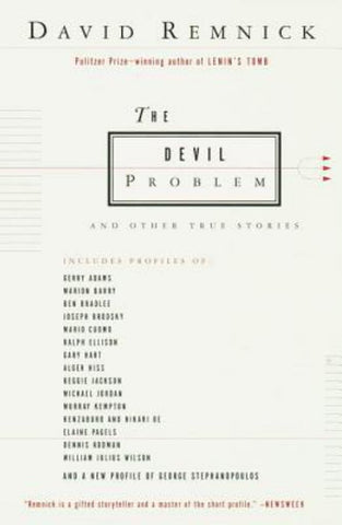 The Devil Problem  by David Remnick - 9780679777526