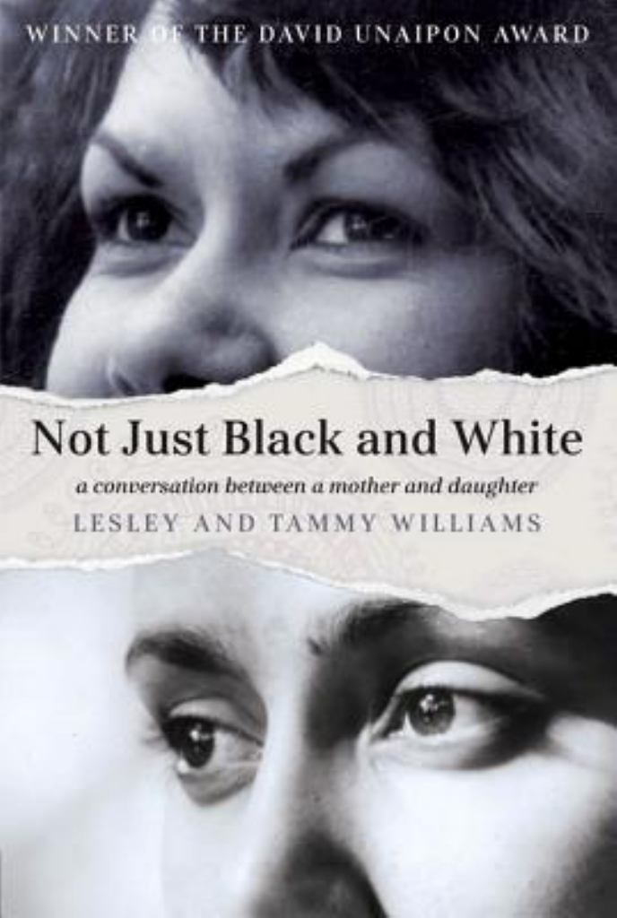 Not Just Black and White  by Lesley Williams - 9780702253843