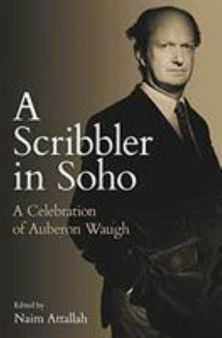 A Scribbler in Soho  by Elliott ATTALLAH - 9780704374577