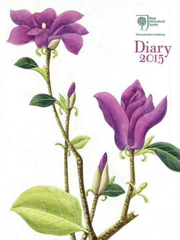 Royal Horticultural Society Diary 2015  by Royal Horticultural Society Staff (Contribution by) - 9780711235144