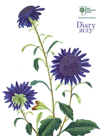 Pocket Diary 2015  by Royal Horticultural Society Staff (Contribution by) - 9780711235151