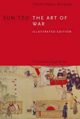 The Art of War  by Sun Tzu - 9780711236509