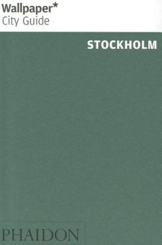 Wallpaper* City Guide Stockholm 2013  by Wallpaper* (Editor) - 9780714864464