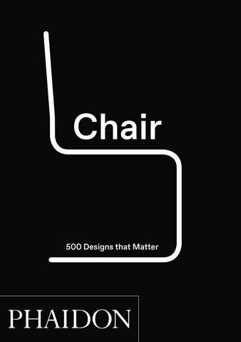 Chair  by Phaidon Editors - 9780714876108