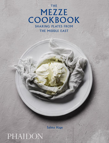 The Mezze Cookbook  by Salma Hage - 9780714876856