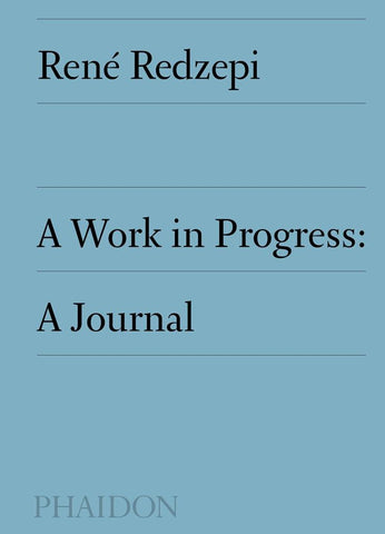 A Journal  by René Redzepi - 9780714877549