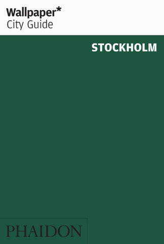 Wallpaper* City Guide Stockholm  by Wallpaper* - 9780714878270