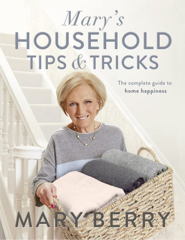 Mary's Household Tips and Tricks  by Mary Berry - 9780718185442