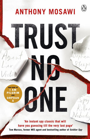 Trust No One  by Anthony Mosawi - 9780718186388