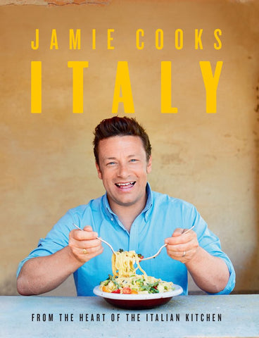 Jamie Cooks Italy  by Jamie Oliver - 9780718187736