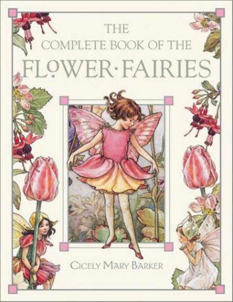 The Complete Book of the Flower Fairies  by Cicely Mary Barker - 9780723248392