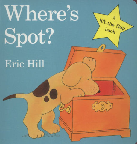 Where's Spot?  by Eric Hill - 9780723263661