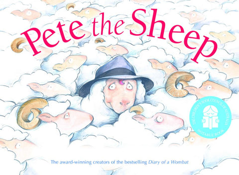 Pete the Sheep  by Jackie French - 9780732287948