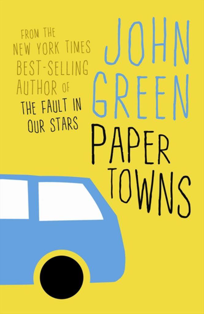Paper Towns  by John Green - 9780732289003