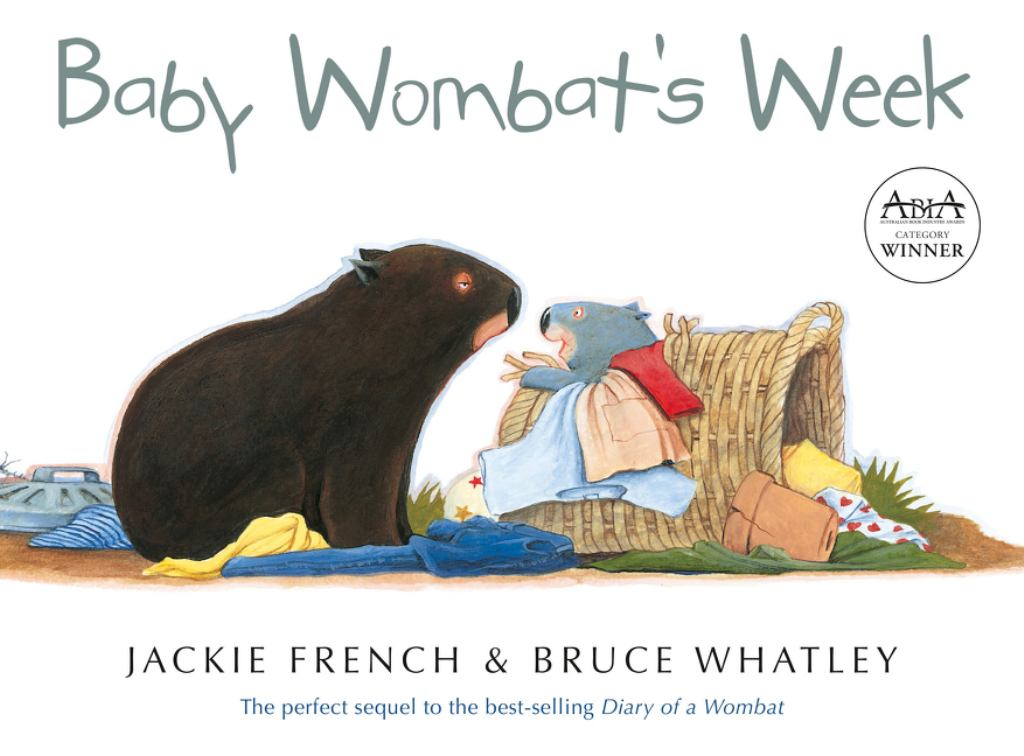 Baby Wombat's Week  by Jackie French - 9780732293185