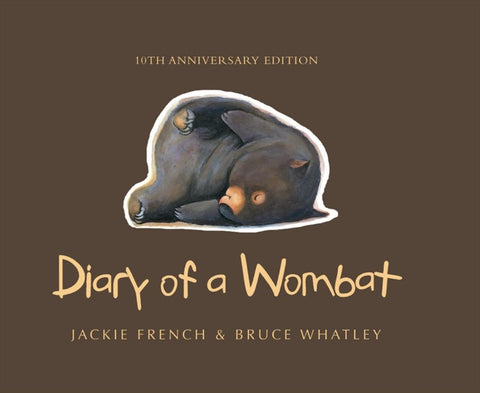 Diary of a Wombat  by Jackie French - 9780732295585