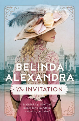 The Invitation  by Belinda Alexandra - 9780732296452