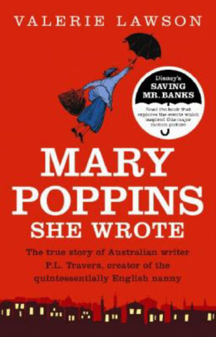 Mary Poppins, She Wrote  -