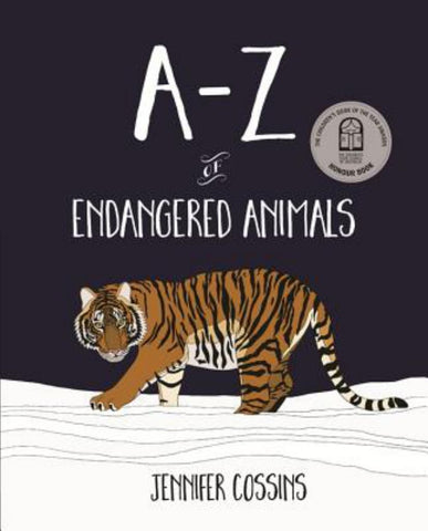 A-Z of Endangered Animals  by Jennifer Cossins - 9780734417954