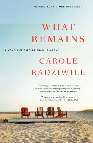 What Remains  by Carole Radziwill - 9780743277181