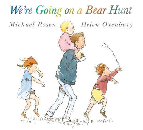 We're Going on a Bear Hunt  by Michael Rosen - 9780744523232