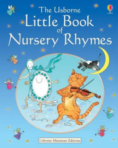 Usborne Little Book of Nursery Rhymes