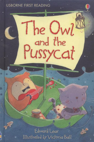The Owl and the Pussycat  by Edward Lear - 9780746096680