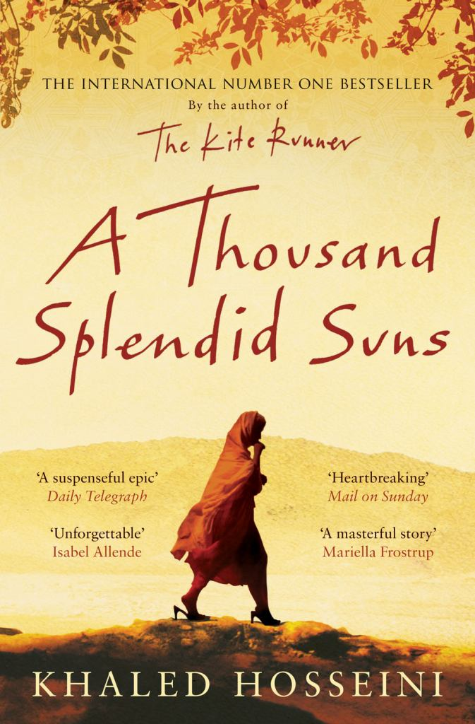 A Thousand Splendid Suns  by Khaled Hosseini - 9780747585893
