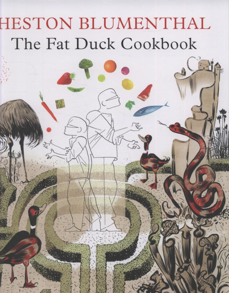 The Fat Duck Cookbook  by Heston Blumenthal - 9780747597377