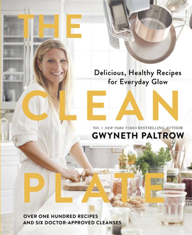 The Clean Plate  by Gwyneth Paltrow - 9780751575286