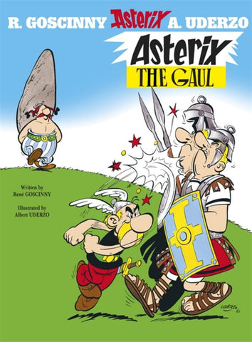 Asterix the Gaul  by René Goscinny - 9780752866055