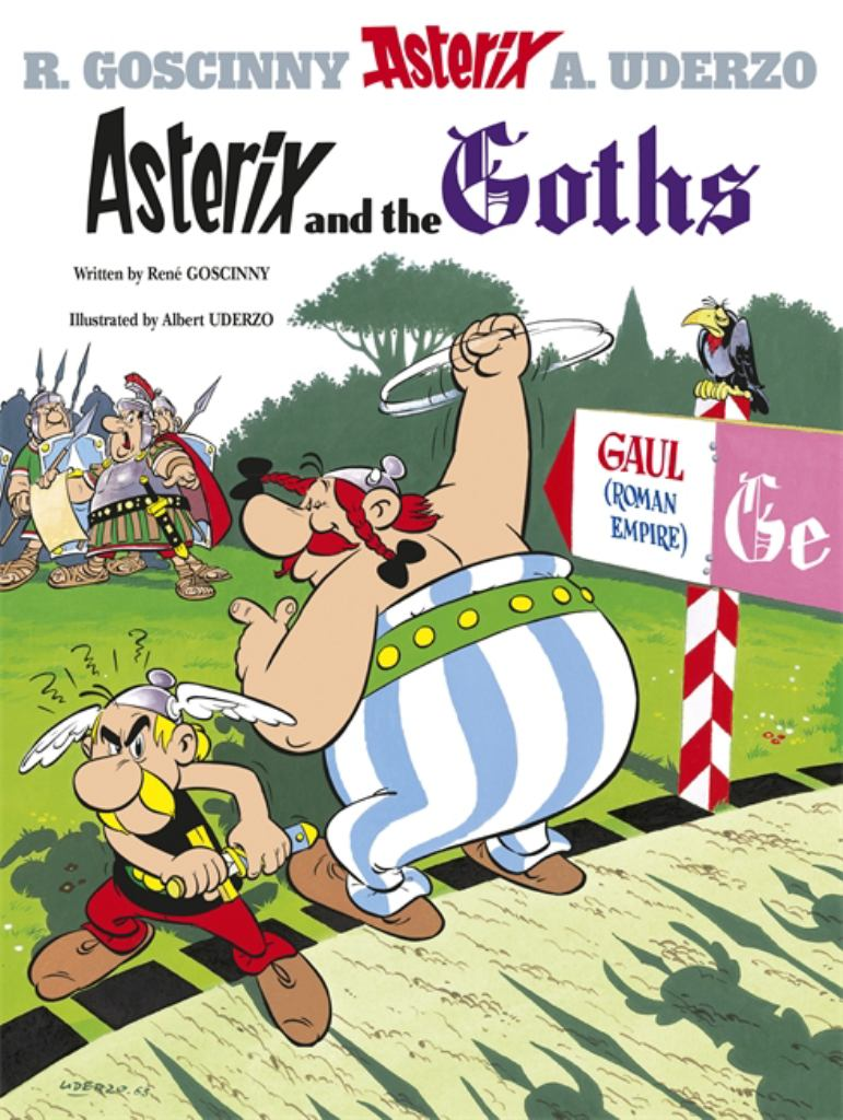 Asterix and the Goths  by René Goscinny - 9780752866154
