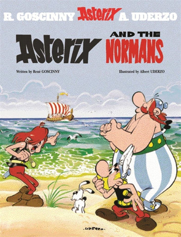 Asterix and the Normans  by René Goscinny - 9780752866239